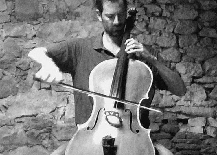 Cédric Forré (violoncelle) à Getigne