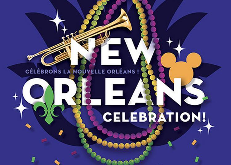 Célébrons la Nouvelle Orléans 2018