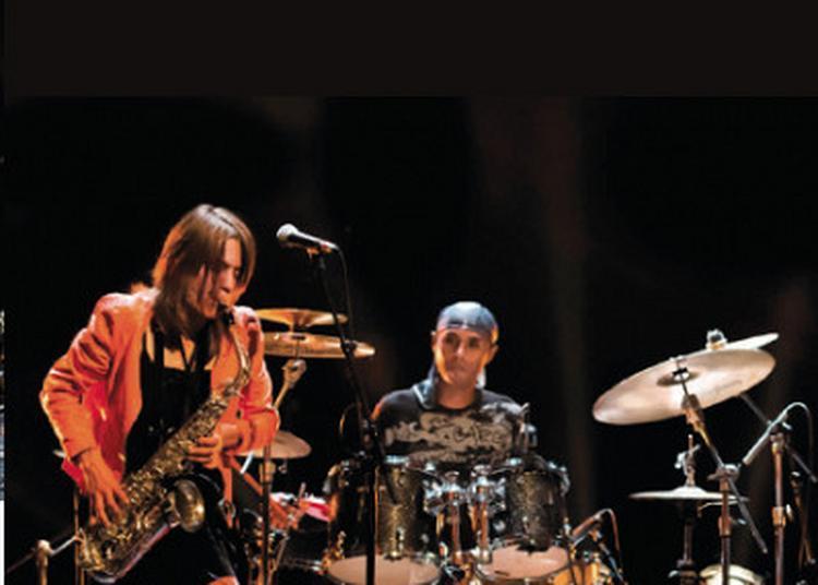 Celine Bonacina Trio Invite Meddy Gerville Et Jean-luc Di Fraya à Aix en Provence