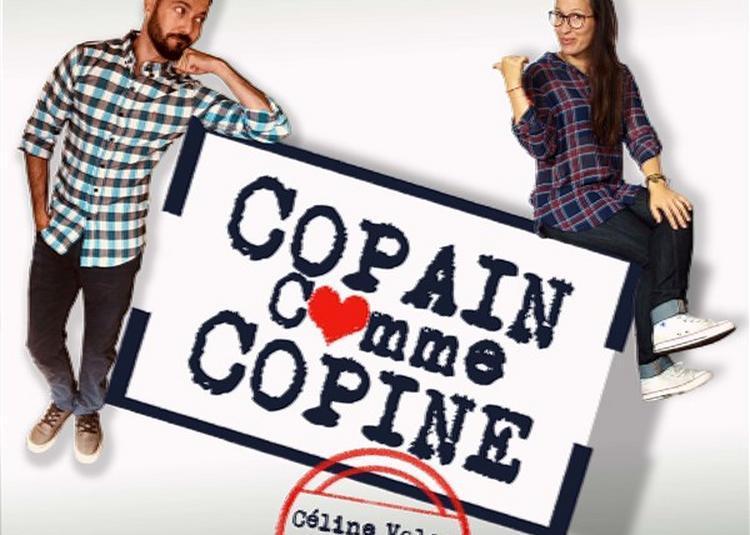 Céline Volay Et Maxime Fabre Dans Copain Comme Copine à Lyon