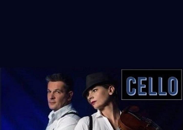 Cello à Avignon