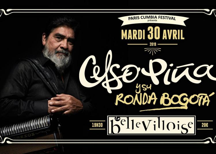 Celso Piña à Paris 20ème