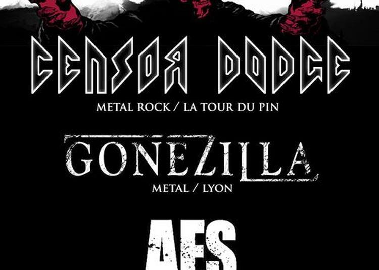 Censor Dodge Gonezilla After End's Shock à Lyon