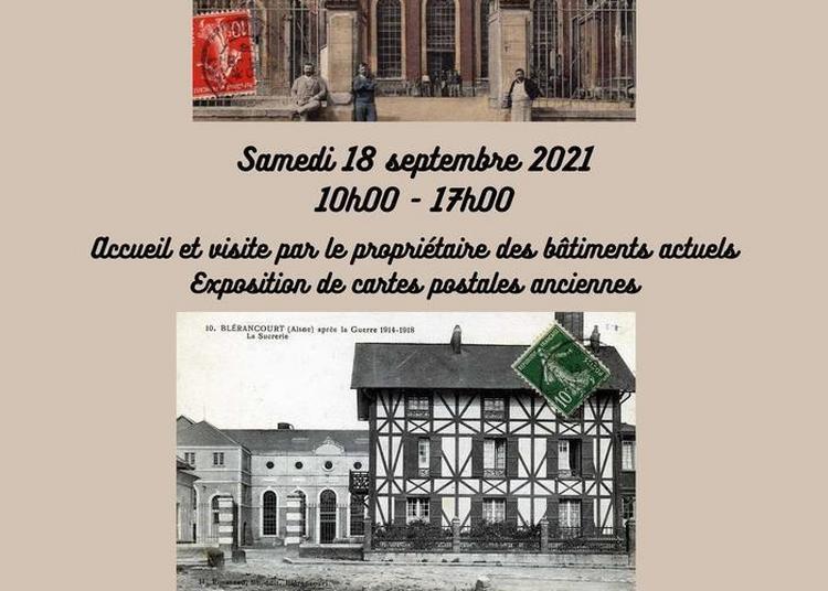 Centenaire De La Cheminée De La Sucrerie De Blérancourt à Blerancourt