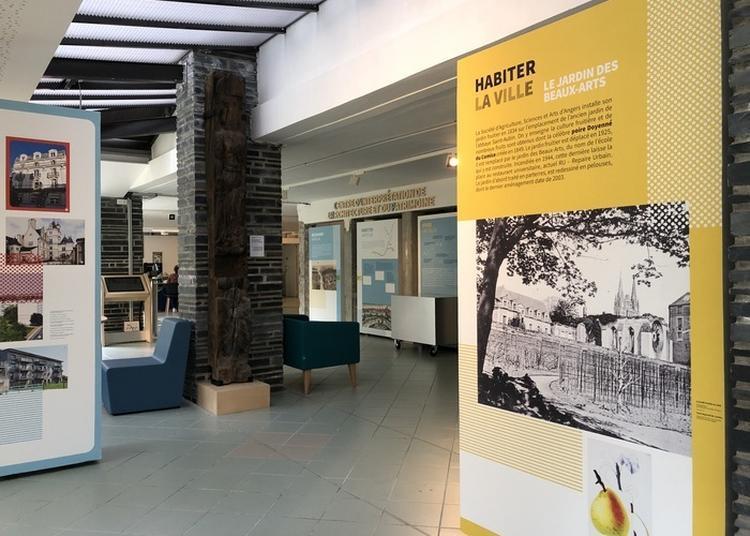 Centre D'interprétation De L'architecture Et Du Patrimoine (ciap) à Angers