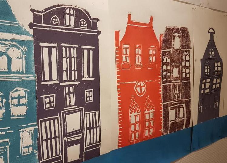 Centre d'art Saint-Germain/Dessin/Gravure/Volume à Amiens