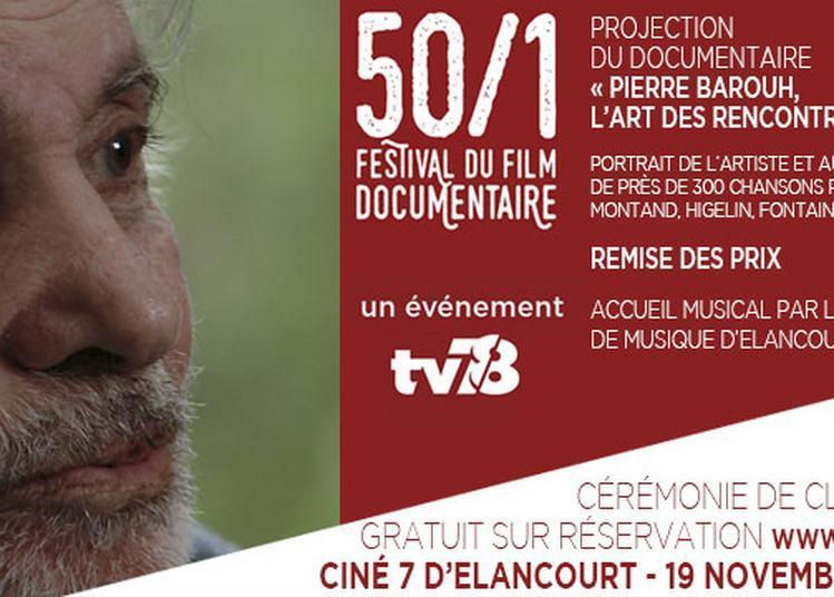 Cérémonie de clôture du festival 50/1 à Elancourt