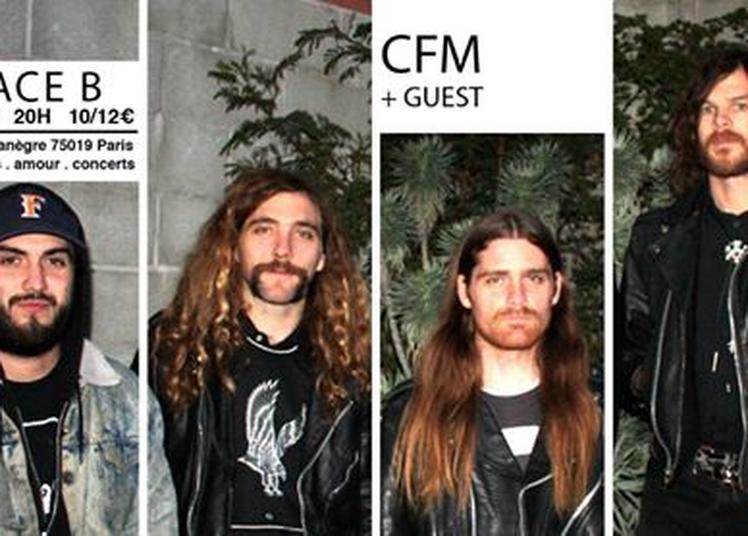 CFM + Male Gaze à Paris 19ème