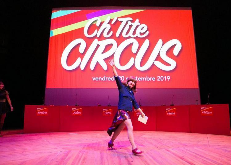 Ch'Tite Radio Circus à Amiens