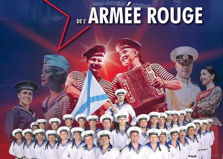 Choeurs et danses des marins de l'Armée Rouge à Trelaze