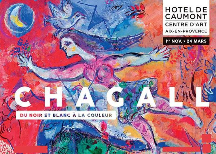 Chagall à Aix en Provence