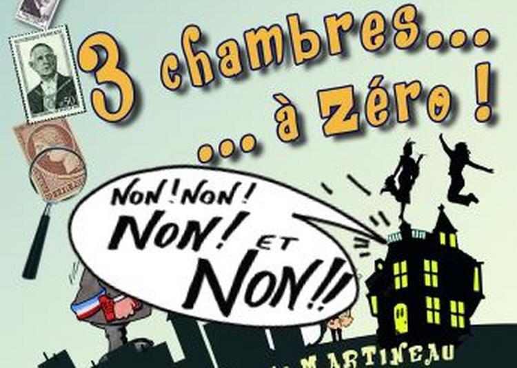 3 Chambres A Zero à Berneuil