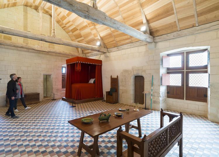 Chambres Royales à Chinon