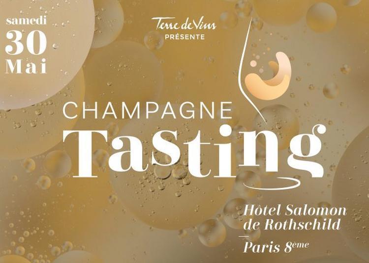 Champagne Tasting 2020 à Paris 8ème