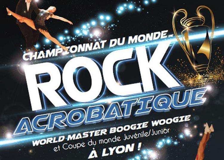 Championnat Du Monde De Rock à Lyon