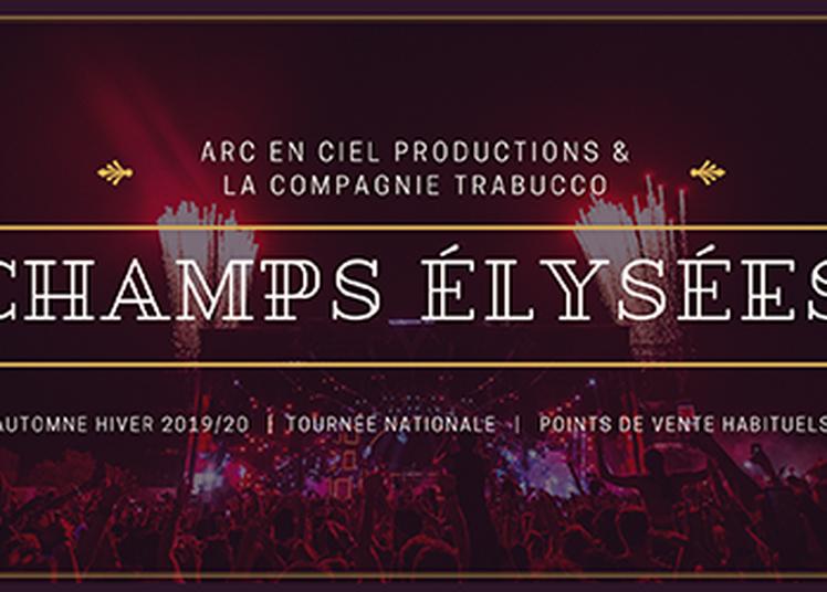 Champs Elysees à Ensues la Redonne