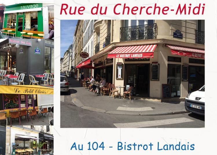 Chanson Française à Paris 6ème