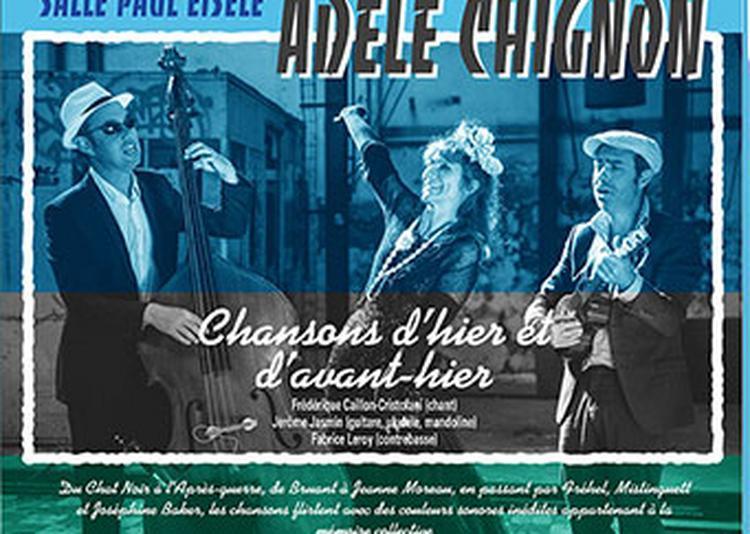 Chansons d'hier et d'avant-hier à Rantigny