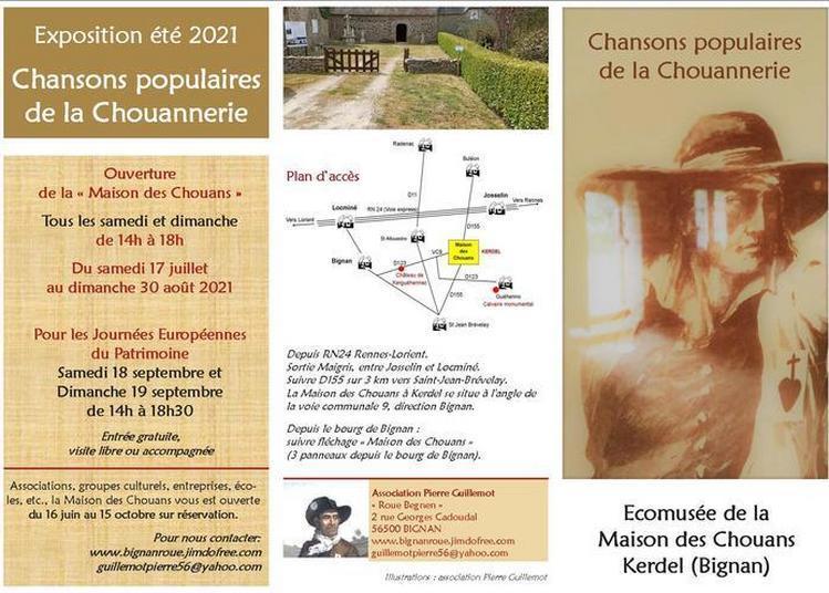 Chansons Populaires De La Chouannerie à Bignan