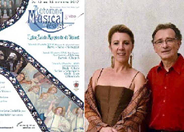 Chant Et Piano à Le Vesinet