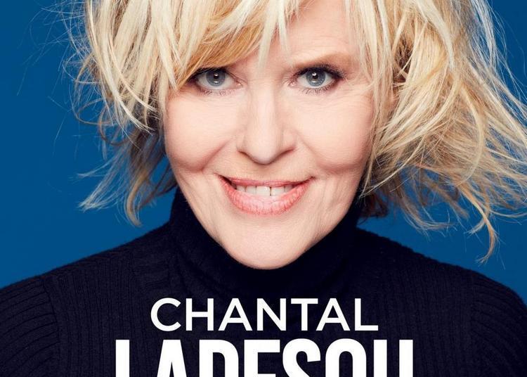 Chantal Ladesou à Tours