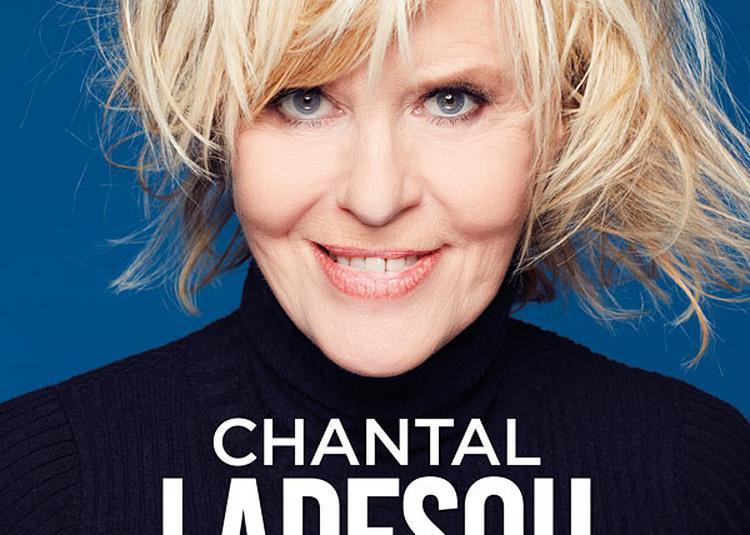 Chantal Ladesou à Voiron