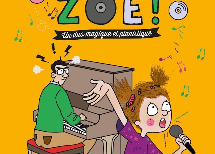 Chante Avec Zoé à Montauban