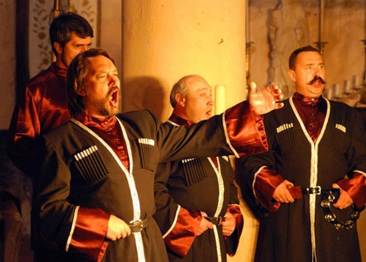 Chants Cosaques à Saint Andre de l'Eure