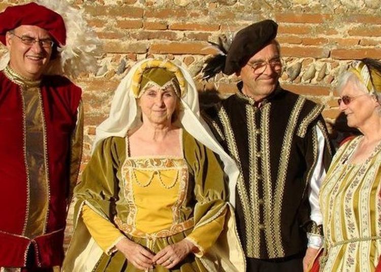 Chants & Musique De La Renaissance à Mazeres