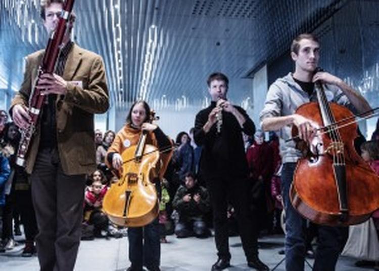 Chants Et Percussions De Syrie / Amateurs Des Ateliers De La Philharmonie De Paris à Paris 19ème