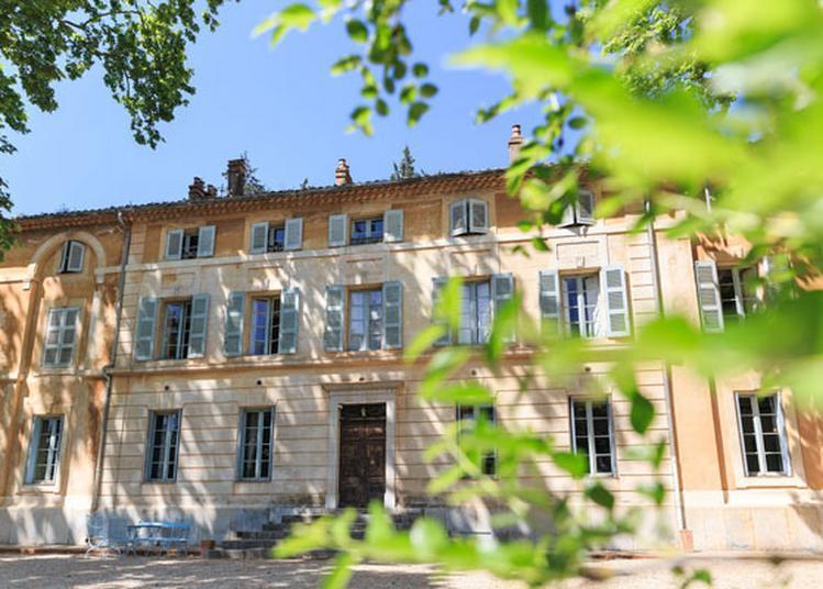 Chants Italie Chateau Saint Martin à Taradeau