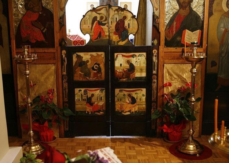 Chants Orthodoxes Et Populaires De Russie à Vanves
