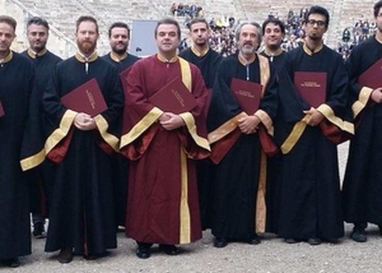 Chants Sacrés Orthodoxes / Les Maîtres De L'Art Du Chant Byzantin à Paris 19ème