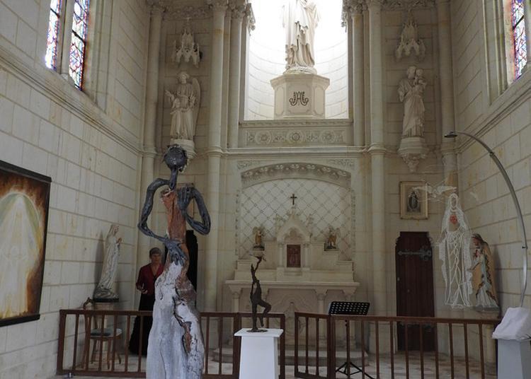 Chapelle Anne De Melun à Bauge