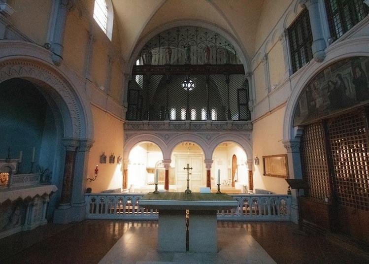 Chapelle De La Visitation, Exposition « Les Visitandines En Leur Demeure » à Montluel