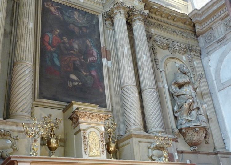 Chapelle Des Jésuites : Visites Commentées Et Livrets Découverte Pour Les Enfants à Bourg en Bresse
