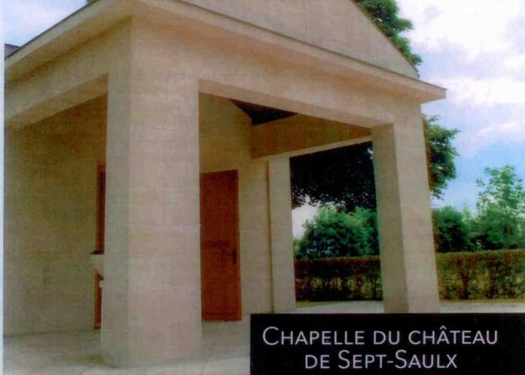 Chapelle Du Château De Sept-saulx à Sept Saulx