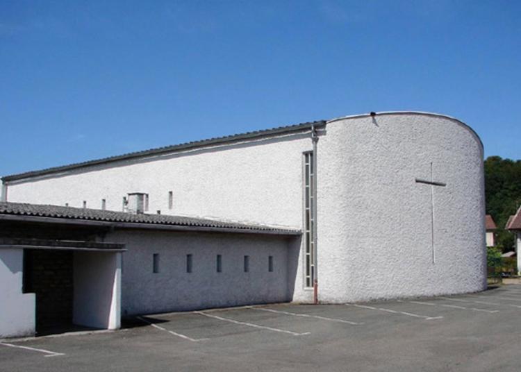 Chapelle Notre-dame De Sous-roches à Valentigney