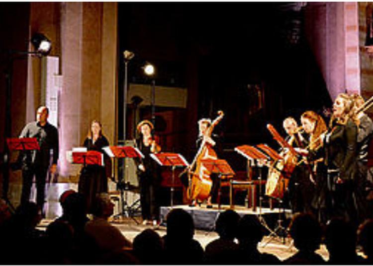 Concert de la Chapelle Rhénane à Soreze