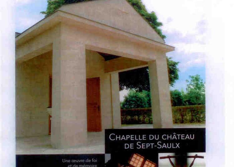 Chapelle Saint Antoine De Padoue à Sept Saulx