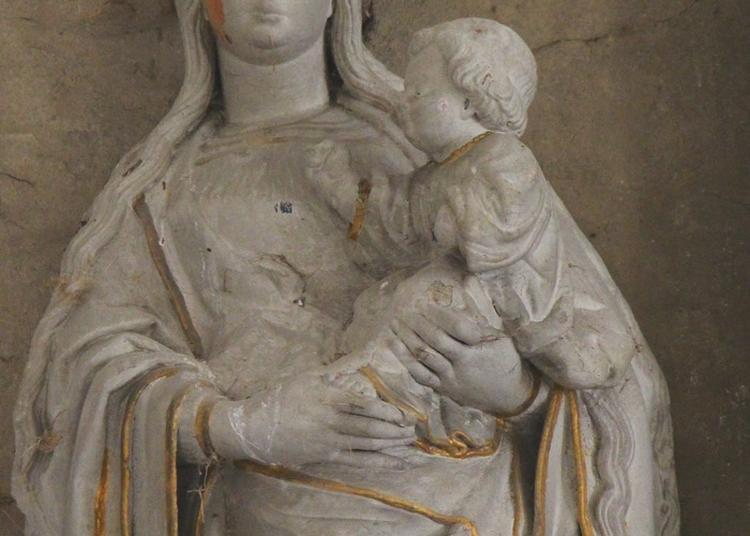 Chapelle Saint-aventin à Verrieres