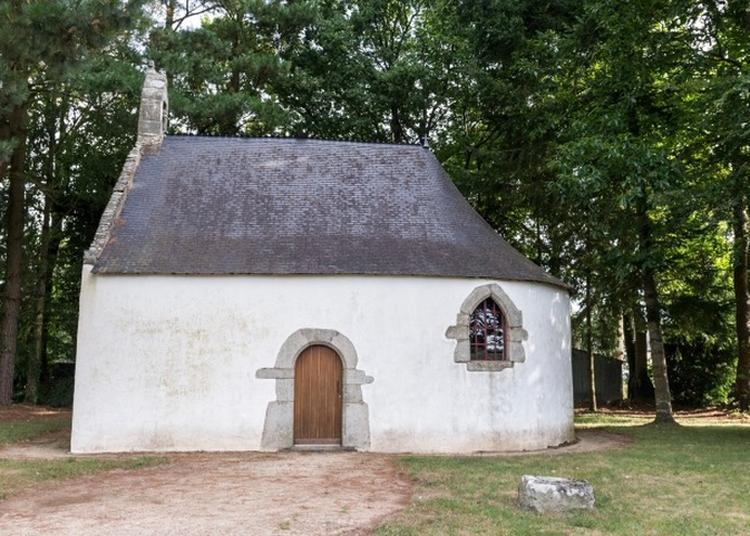 Chapelle Saint Barnabé à Serent