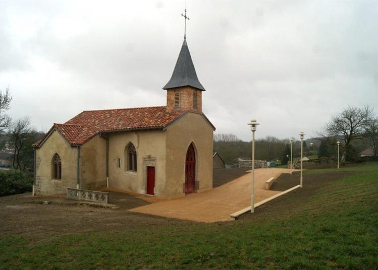 Chapelle Saint-basle De Ligneville