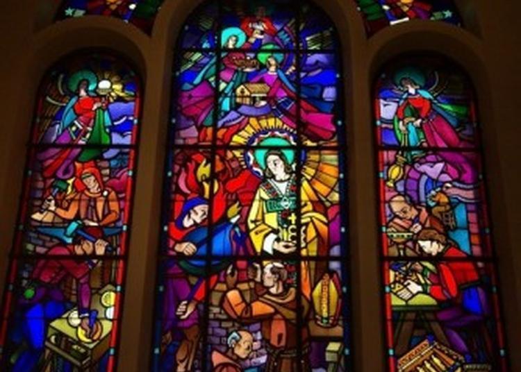 Chapelle Saint-eloi à Rehon
