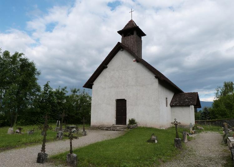 Chapelle Saint Hilaire D'avaux à Romagnieu