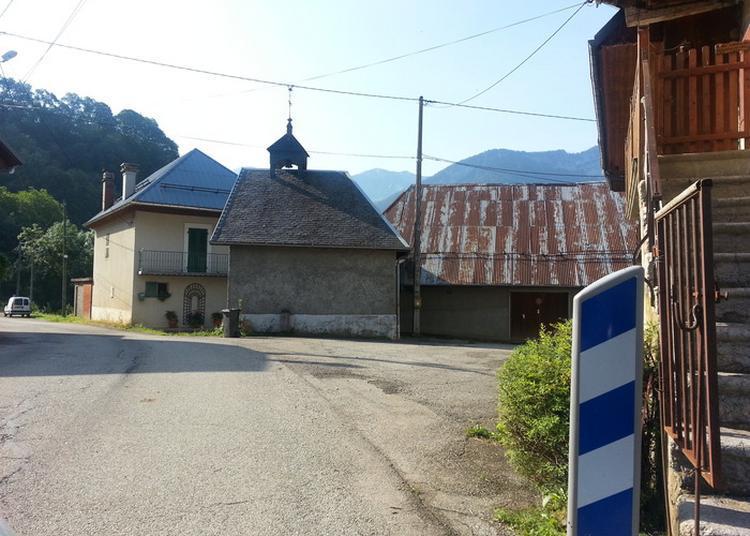 Chapelle Saint Joseph Et Saint François De Sales à Jarsy