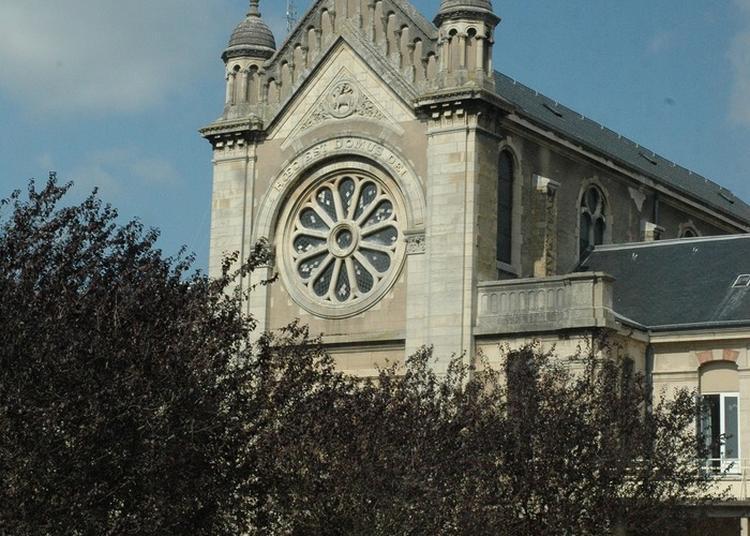 Chapelle Saint-julien à Nancy