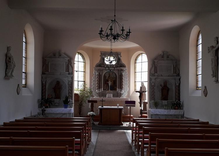 Chapelle Saint-nicolas à Hombourg Haut