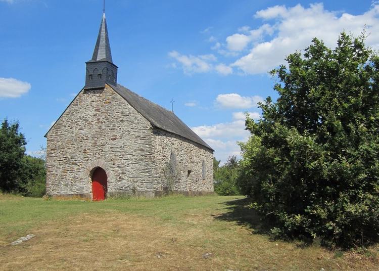 Chapelle Sainte-anne Des Lieux Saints à Guemene Penfao