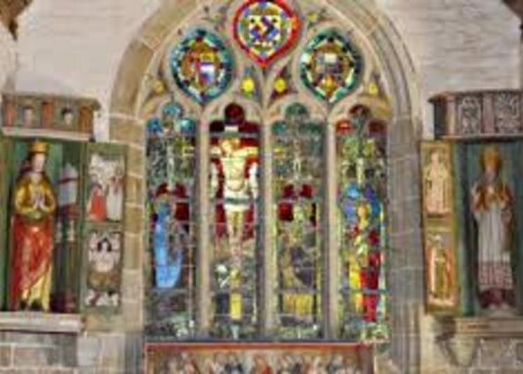 Voyage chanté en chapelles bretonnes à Briec